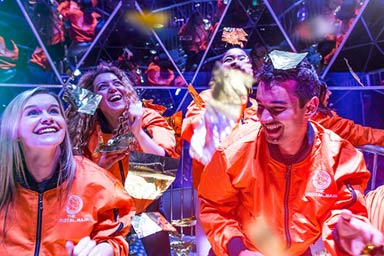 Crystal Maze London VIP Package for Two Thumb