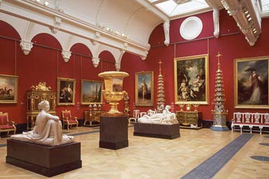 Queens Gallery and Afternoon Tea for Two Thumb