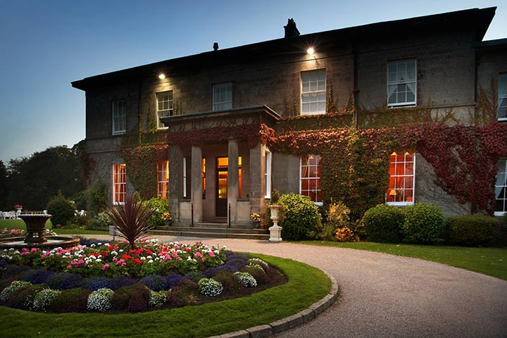 Relaxation and Afternoon Tea for Two at Doxford Hall