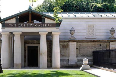 Queens Gallery and Afternoon Tea for Two