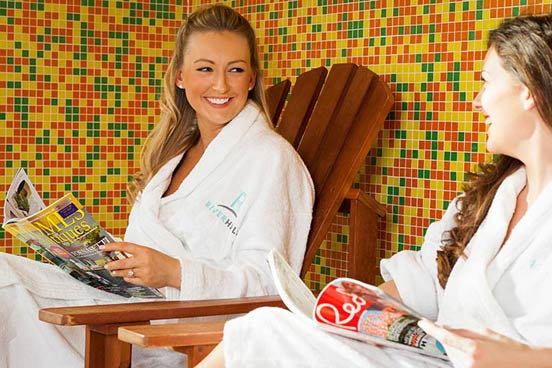 Spa Day with Afternoon Tea for Two at Riverhills