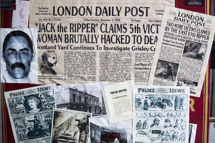 The Jack The Ripper Tour for Two