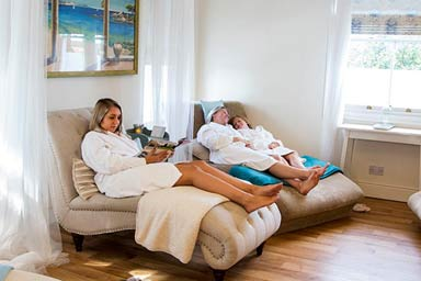 Spa Solace Treatment for Two at Spa Beautiful