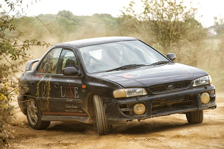 Half Day Rally Experience at Silverstone Rally School