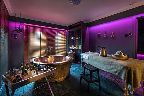 Facial Treatment and Afternoon Tea for Two at Stradey Park Hotel