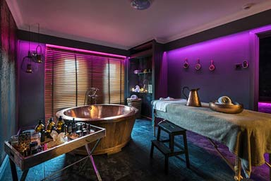 Click to view details and reviews for Facial Treatment And Afternoon Tea For Two At Stradey Park Hotel.