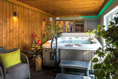 Facial Treatment and Afternoon Tea for Two at Stradey Park Hotel Thumb