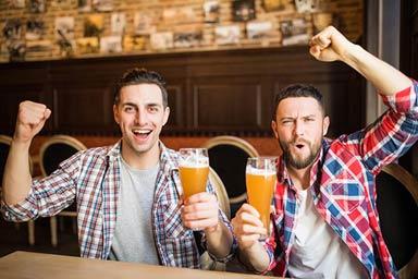 London Pub Crawl Treasure Hunt for Two Thumb
