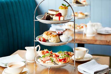 Bella Italia Afternoon Tea for Two