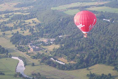 Sunrise Champagne Balloon Flight For Two Thumb
