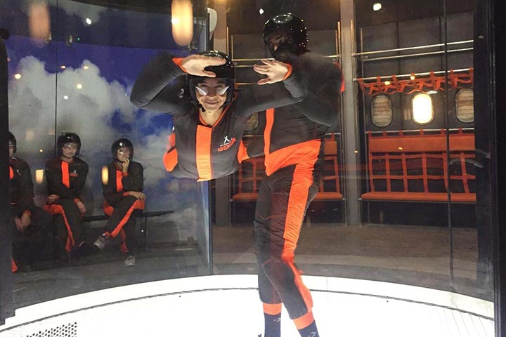 Bear Grylls Adventure iFLY for Two