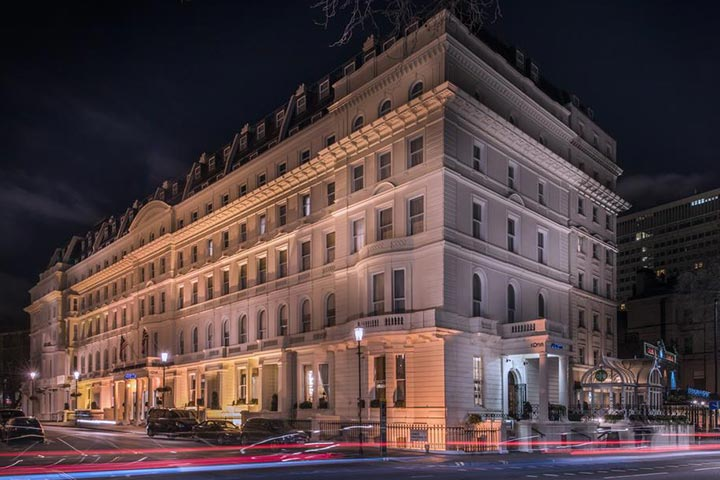 4* Overnight Stay and Theatre Package for Two