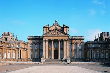 Entrance to Blenheim Palace and Afternoon Tea for Two