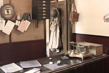 Admission to Churchill War Rooms with a Meal for Two Thumb