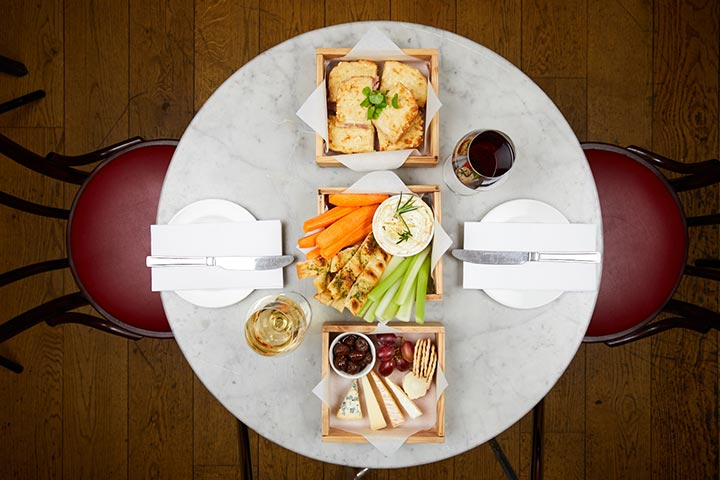 Café Rouge Cheese Afternoon Tea for Two