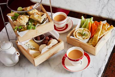 Café Rouge Cheese Afternoon Tea for Two Thumb
