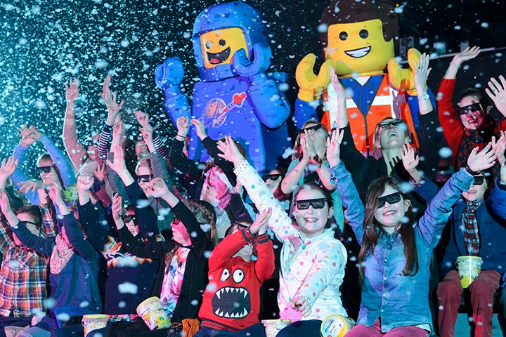 Legoland Windsor and Meal Deal for Two Adults and One Child