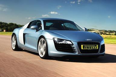 Audi Driving Thrill at Thruxton Motorsport Centre Thumb