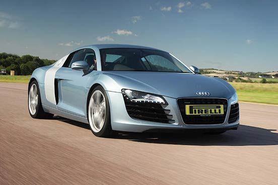 Audi Driving Experience at Thruxton Motorsport Centre, Hampshire