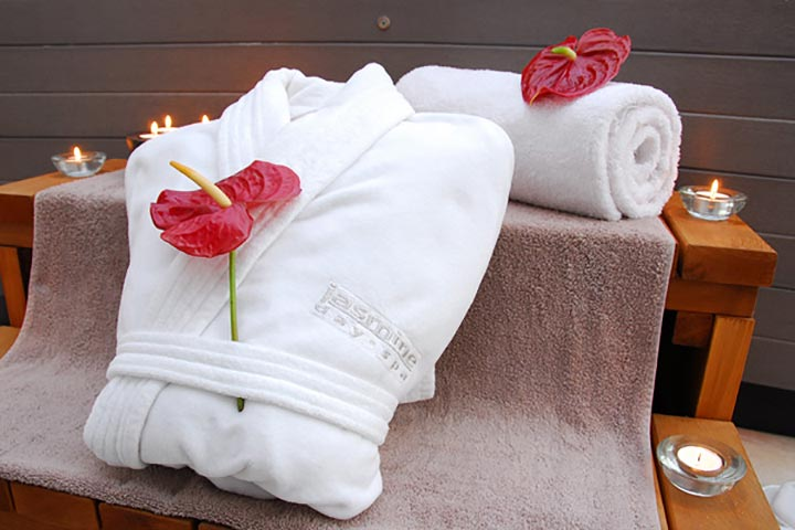 Signature Spa Treatment for Two at Jasmine Day Spa
