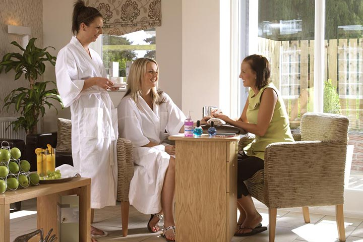 Rasul Mud Treatment for Two at The Bridge Hotel & Spa