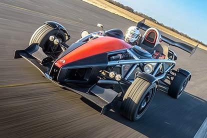 Super Car Choice, Plus High Speed Passenger Ride
