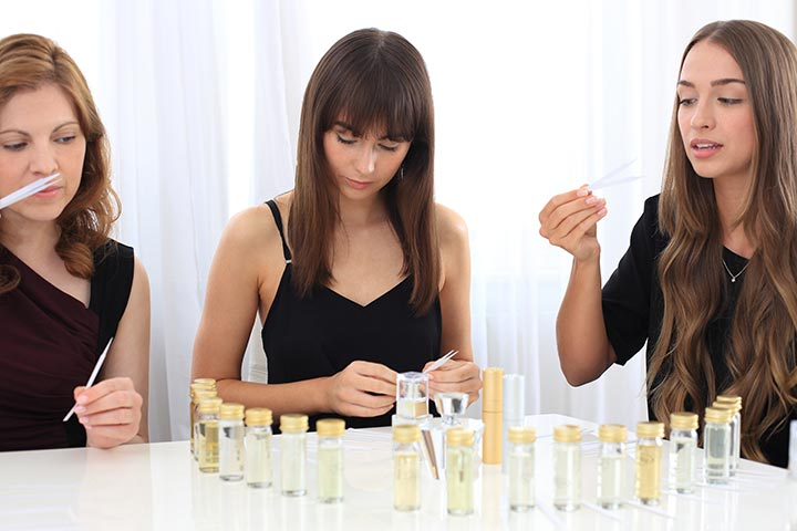 Design Your Own Fragrance Gold Experience for Two