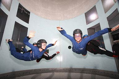 Indoor Skydive at Twinwoods for 2