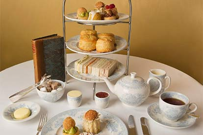 Michelin Star Afternoon Tea for 2
