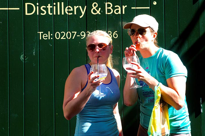 Gin Discovery