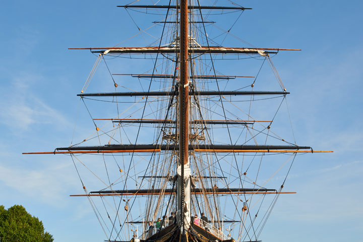 Cutty Sark and Three Course Meal at Bill's Restaurant