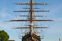 Visit the Cutty Sark, Royal Observatory & Enjoy a Three Course Meal for Two