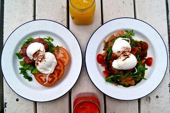Italian Brunch for Two at Gianluca's Coffee Cult