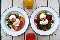 Italian Brunch for Two at Gianluca's Coffee Cult Thumb