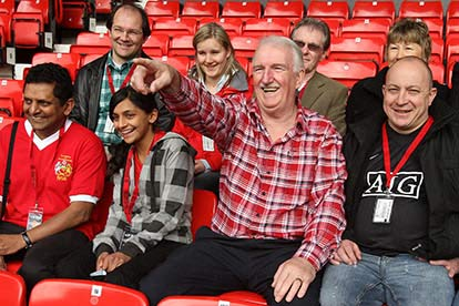 Legends Tour of Old Trafford with Lunch
