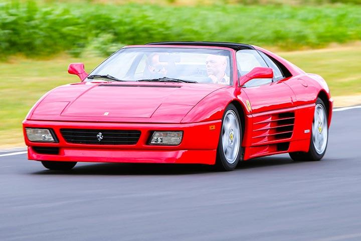 Ferrari 348 TS Blast