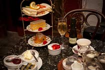 Afternoon Tea with Bubbly For Two at Katie's Tearoom