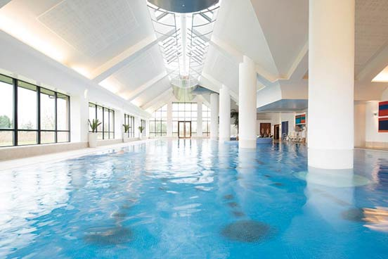 Essential Weekend Spa Day at Champneys Luxury Resort Springs