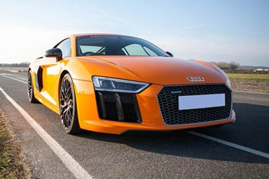 Supercar Blast and High Speed Passenger Ride for Two Thumb