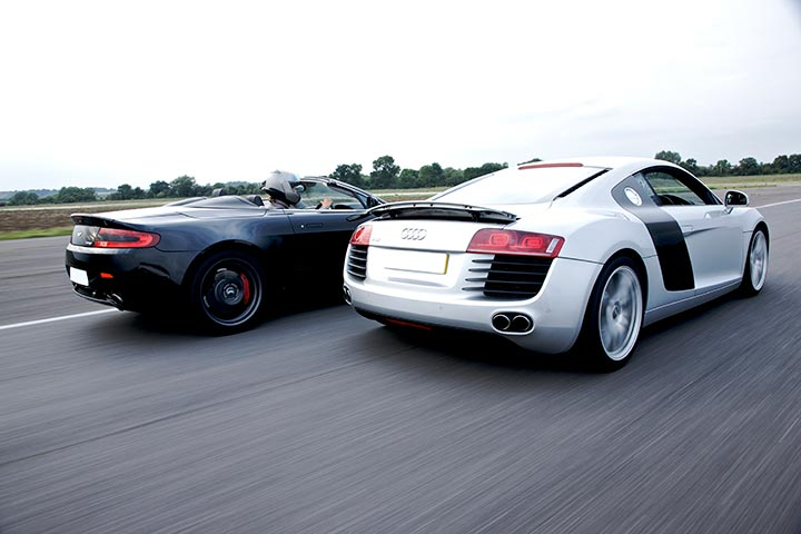Supercar Driving & Passenger Ride Experience at Dunsfold Aerodome, Surrey
