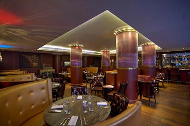Wine and Dine for Two at The Sanctum Soho Hotel Thumb