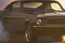 Ford Bullitt Mustang Driving Experience Thumb