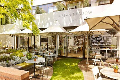 Afternoon Tea With Bubbly For Two At Urban Meadow Caf