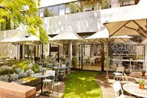 Afternoon Tea with Bubbly for Two at Urban Meadow Café & Bar