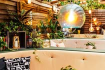 Stylish London Brunch for Two at The King's Head Cocktail Bar & Courtyard