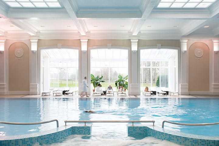 Essential Weekend Spa Day for Two at Champneys Luxury Resort Henlow