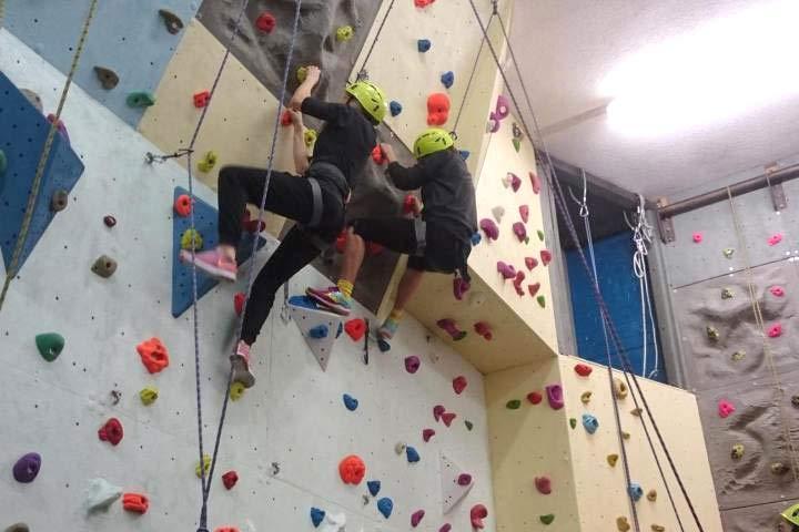 Indoor Climbing Experience