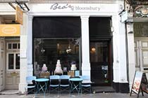 Stylish London Afternoon Tea at Bea's Bloomsbury