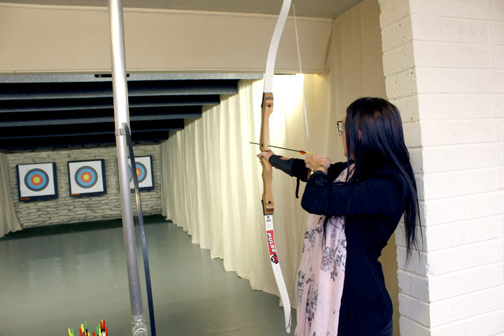Shooting & Archery for Two at Twinwoods