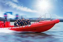 Click to view details and reviews for Thames Rib Boat Trip And Meal For Two At Bubba Gump Shrimp Restaurant.